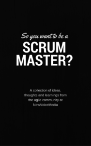 Be A Scrum Master