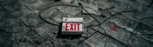 (No) Exit