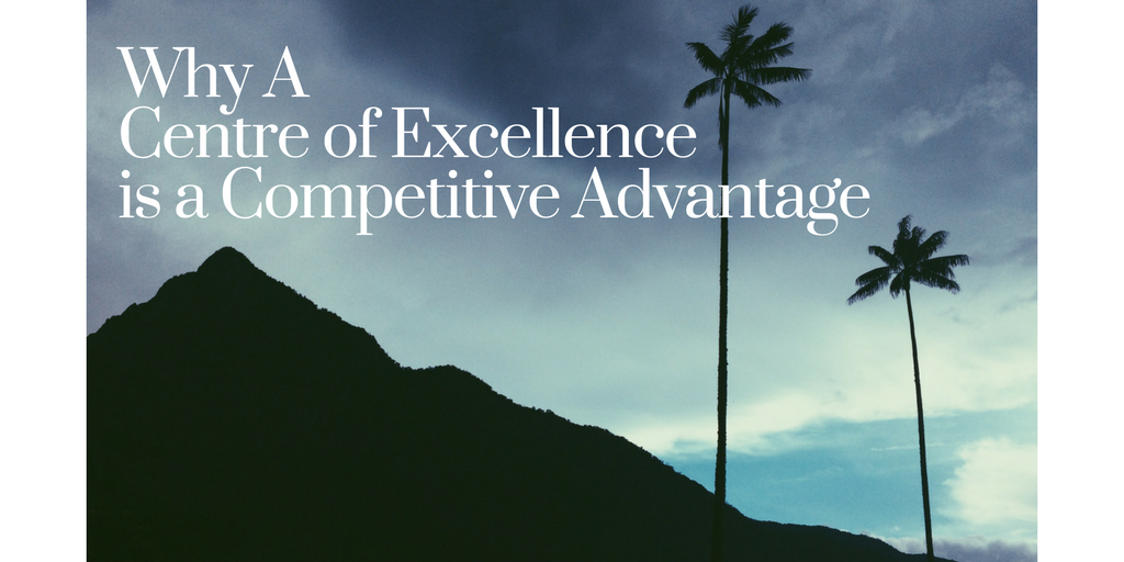 Why A Centre of Excellence is a Competitive Advantage