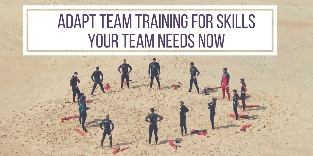 Focus Training For Skills Your Team Needs Now