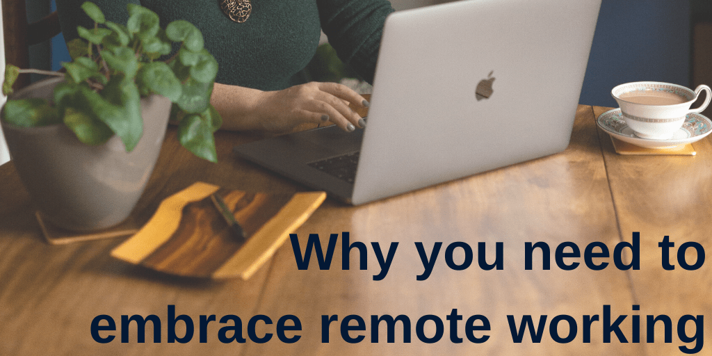 Staff Retention Remote Working